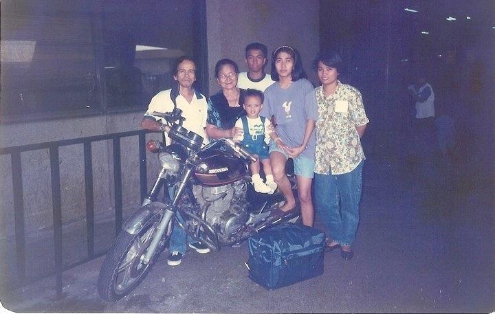 leaving manila
