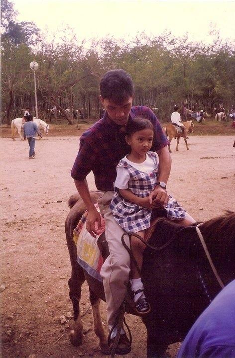 horses in baguio