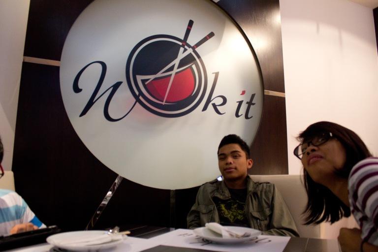 wok it!
