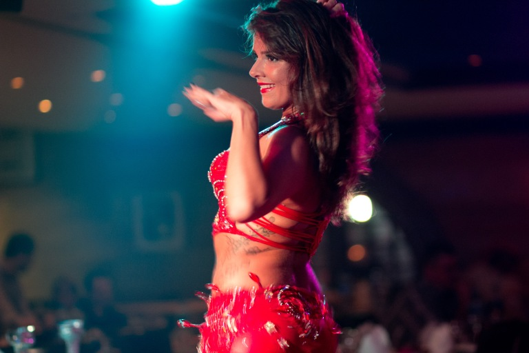 bellydance the night away