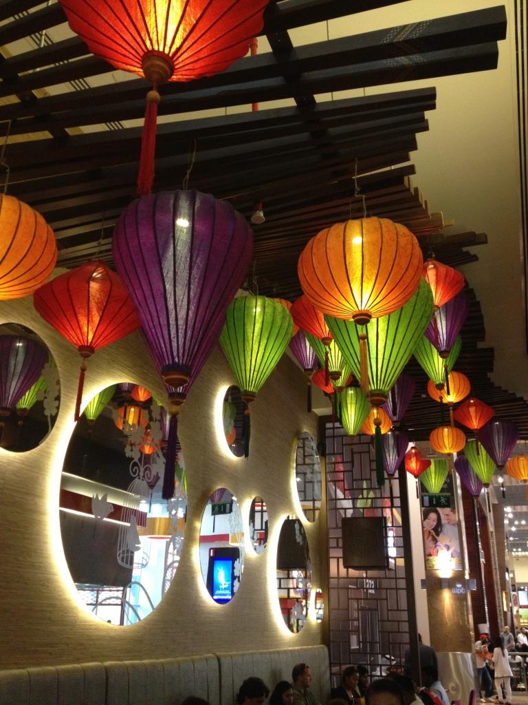 more soy lanterns