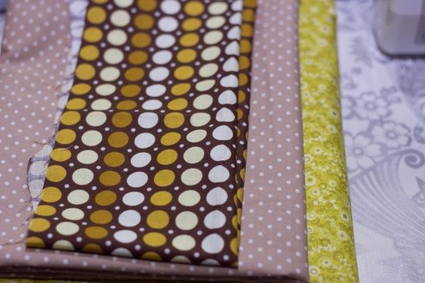 fabric chosen