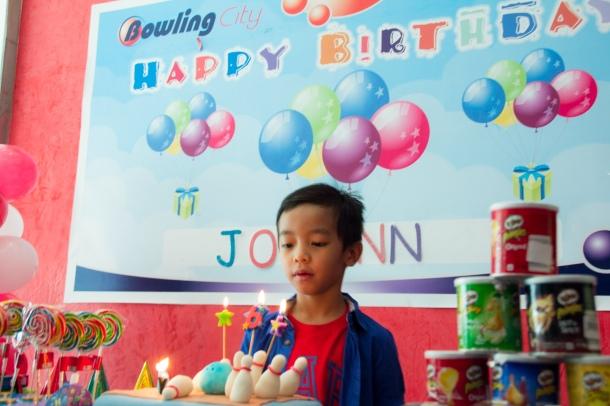 johann turns 6