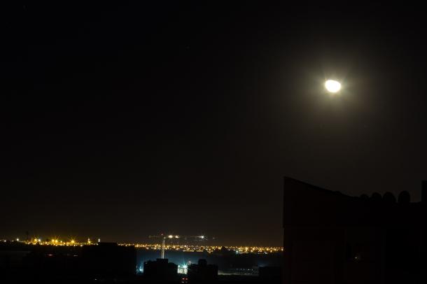 blackout moon