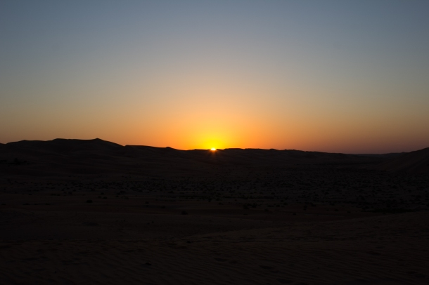 anantara sunset