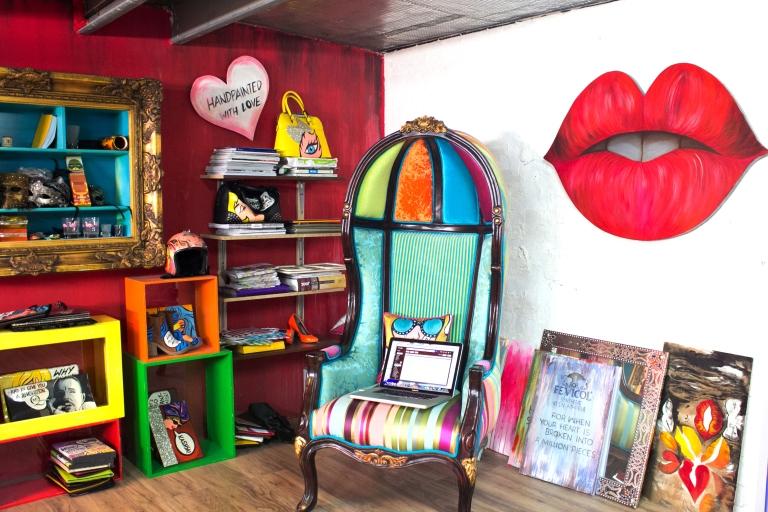 maria's studio