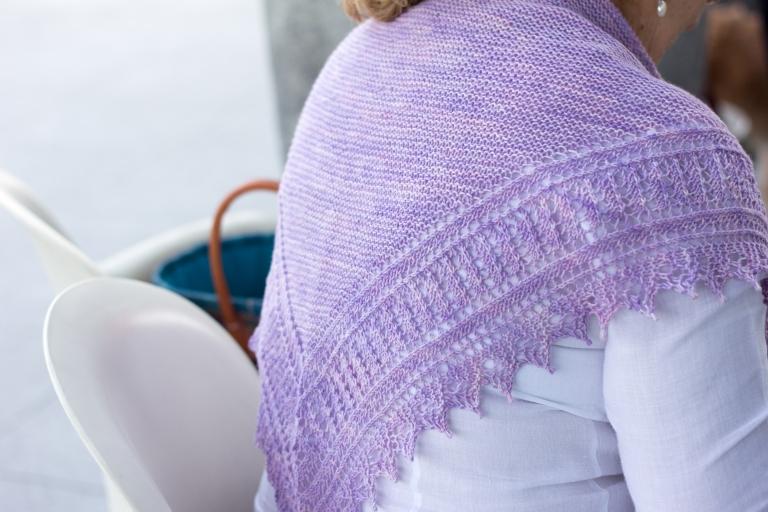 brandywine shawl