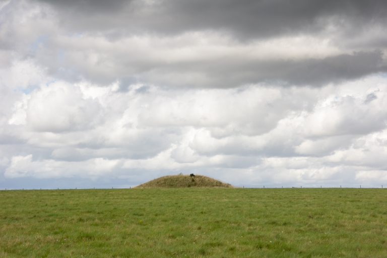 ancient burial mound