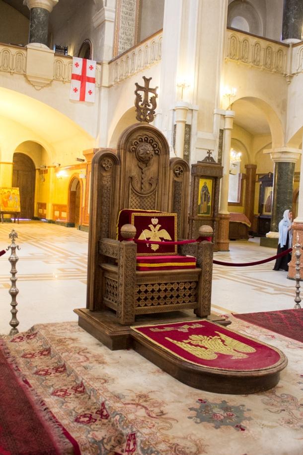 head of church