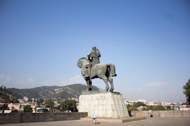 King Vakhtang Gorgasali