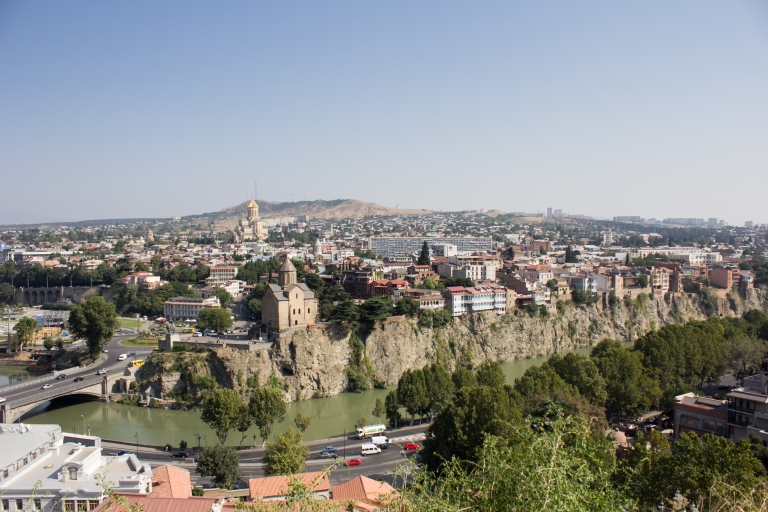 tbilisi below